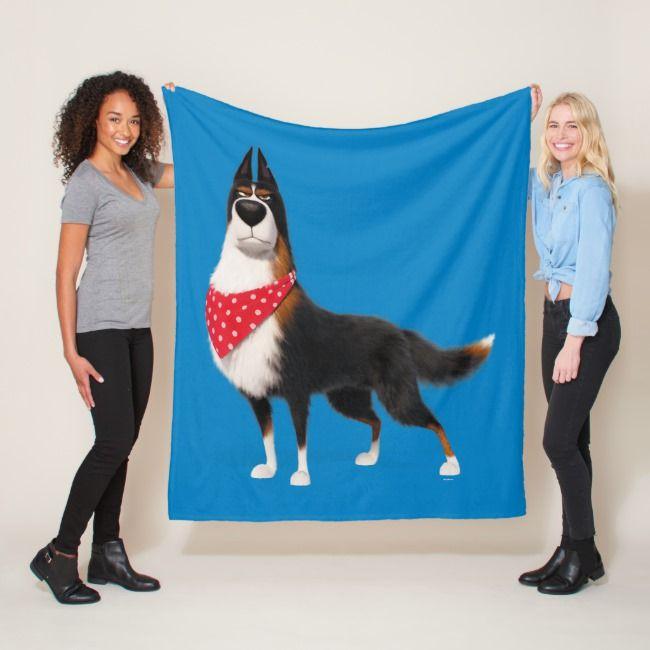 Secret Life Of Pets Rooster Fleece Blanket Zazzle Com Secret
