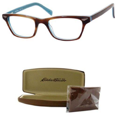 a6e119167b1 Eddie Bauer Reading Glasses - 8281 in Blonde-Blue   +1.25 ...