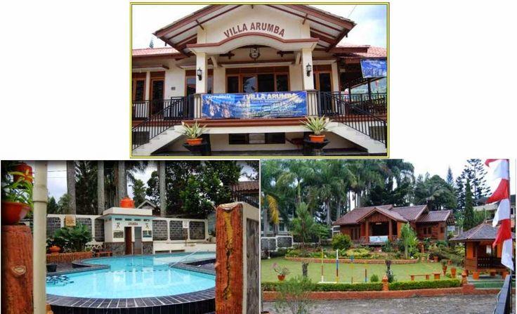 Informasi Lengkap tentang Alamat, Nomor Telepon, Fasilitas dan Tarif Villa Arumba Puncak