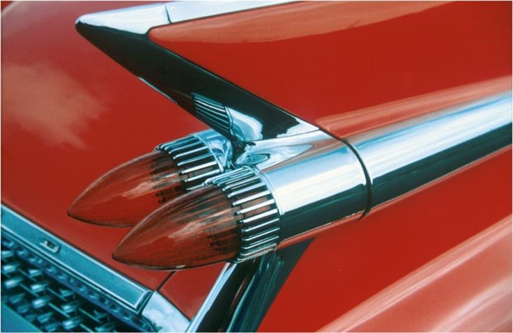 Cadillac Fleetwood. 1959