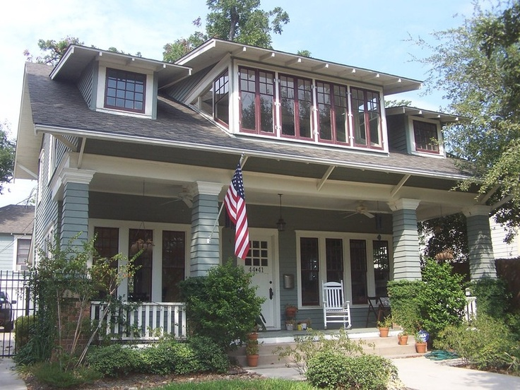 180 best images about home exterior on pinterest front for Craftsman home builders houston