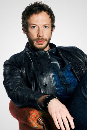 be still my beating heart-Kris Holden-Ried (via Fanpop)
