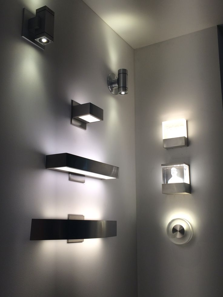 Lightfair 2015 Edge Lighting Booth Led Wall Sconces