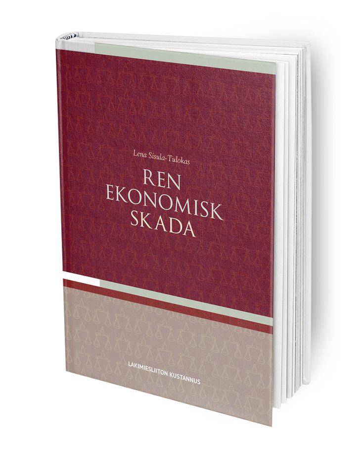 Boken handlar om hur s.k. rena ekonomiska skador ersätts enligt vår skadeståndslag.