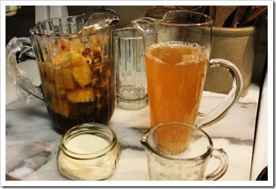 Tepache- fermented pineapple drink | Feed the good bacteria | Pintere ...