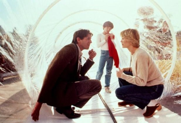 Dee Wallace, Peter Coyote and Henry Thomas