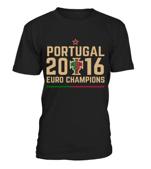 Portugal Football Euro Champions Tshirts etc ID1