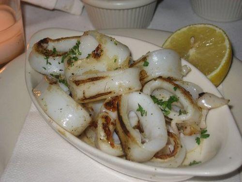 Calamares a la provenzal - comida sana