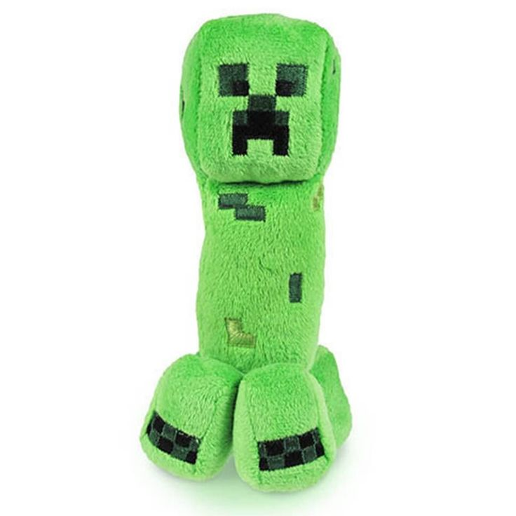 Minecraft Creeper Plush