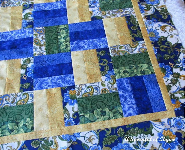 Rail fence quilt - love the colors. RAIL FENCE QUILTS Pinterest Quilt, Colors and The o jays