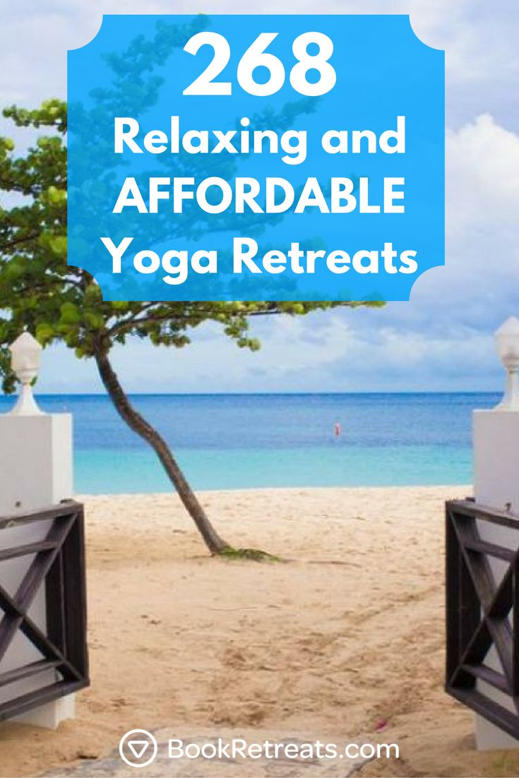 Looking for a relaxing vacation that doesn't break the bank? Check out these nourishing holidays that fit within your budget for 2018.  #yogaretreats #holiday #affordable #travel #yoga #wellness