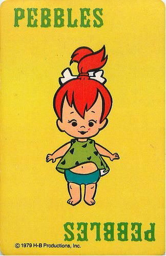 I think my red headed sweet baby should be pebbles for Halloween!!!