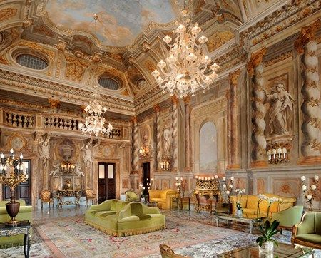 Grand Hotel Continental : Siena, Italy : The Leading Hotels of the World