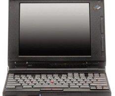 """IBM—la legendaria compañía Norteamericana de tecnología – pone en marcha la icónica marca de laptops """"ThinkPad"""" con la introducción de la ThinkPad 700c. El resto, como ellos dicen, es historia.  www.lenovo.com/ar"""