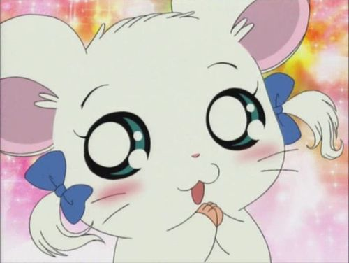 hamtaro, anime, and kawaii image