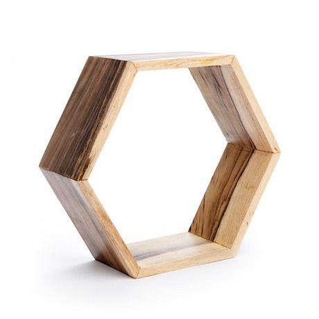 hexagon shelf - Google Search