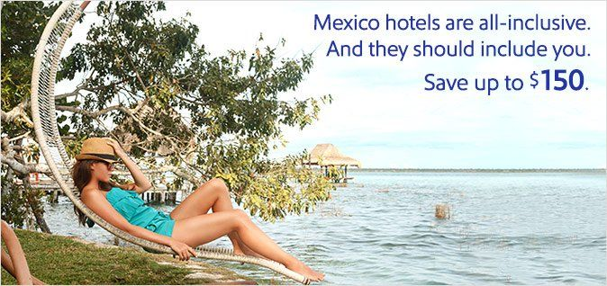 Mexico Hotels Are All-Inclusive. And They Should Include You. - https://traveloni.com/vacation-deals/mexico-hotels-inclusive-include/ #mexicovacation #allinclusivevaction