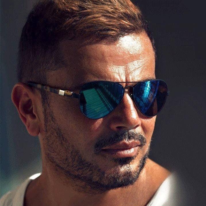 Pin By Erika Torres On Amr Diab Mirrored Sunglasses Men Arab Men Oakley Sunglasses