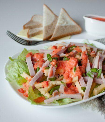 Пражский салат