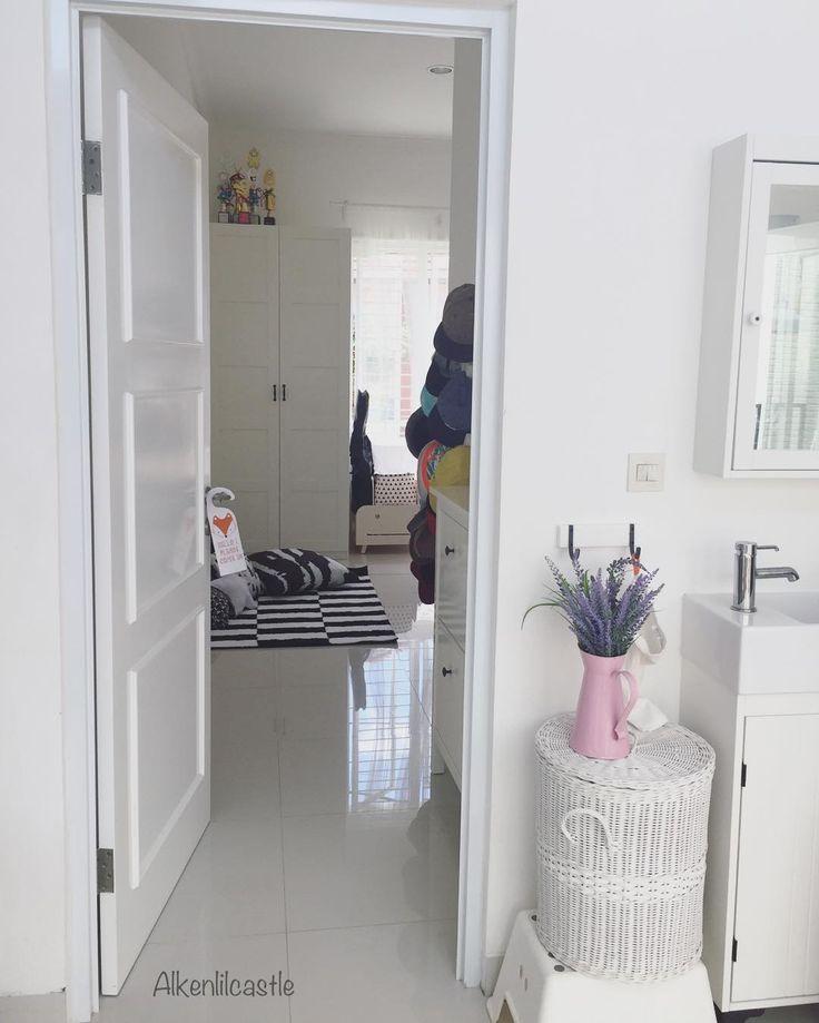 Al's bedroom . . . . . . . #alkenlilcastle #alkenroom #scandinaviandesign #scandinavianstyle #scandinavianphoto #scandinavianhome #scandinavianinterior #scandinavianhomes #scandinavian #blackandwhite #whiteinterior #whitehouse #bedroomdecor #bedroomideas #bedroom #kidsingram #kidsroom #kidsbedroom #kidsdecor #shabbychic #shabbychicdecor #shabbychichome #shabby #whiteshabby