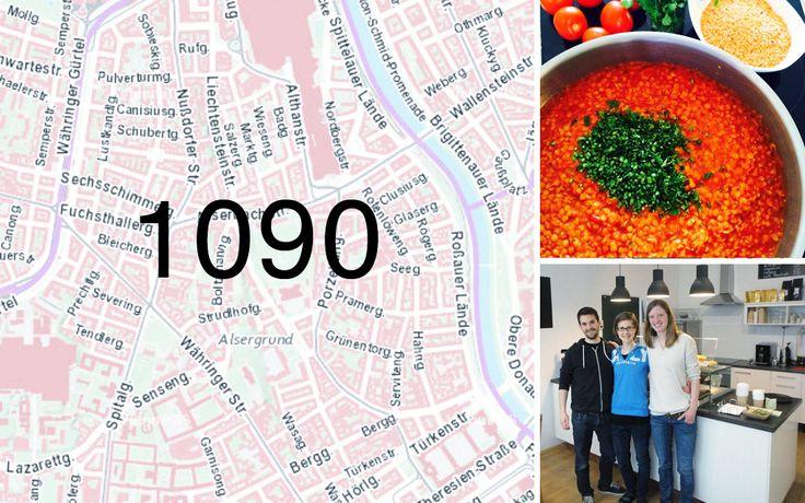 Wien 1090 vegan