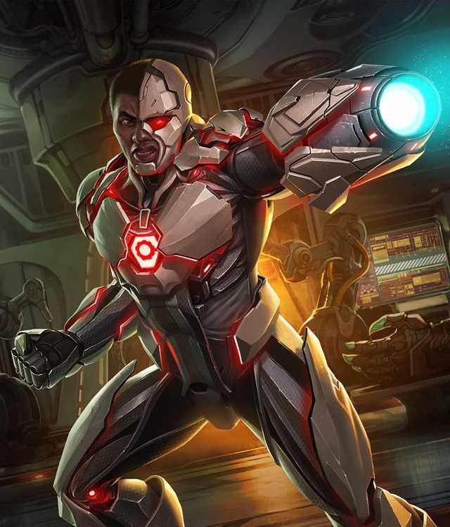Injustice 2 Mobile Roster Dc Comics Superheroes Injustice 2 Injustice
