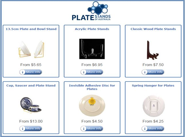 Shop for decorative wire plate stands from Plate Stands of Australia, We offers a wide range of plate stands and supply direct to collectors, visual merchandisers, public, retailers and business at affordable prices. Place order online for the best quality plate stands and hangers from Australia and around the world.