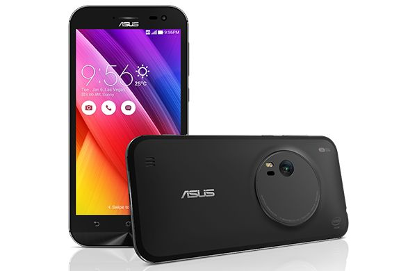 Asus Officially Unveils the ZenFone Zoom Smartphone With 3X Optical Zoom 4GB of RAM