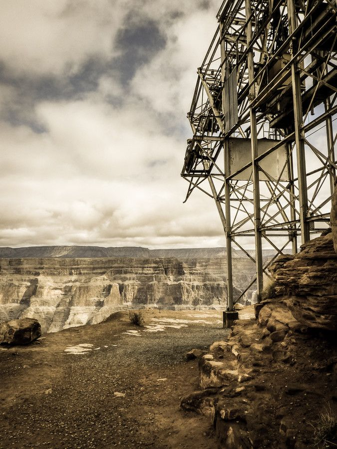 Mining At The Grand Canyon by Ben Whittard