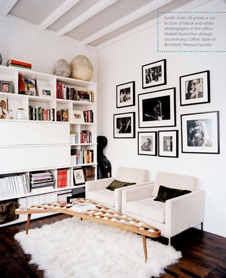 Black And White Gallery Wall 97 best wall gallery inspiration images on pinterest | home
