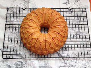 una chispa de dulzura: Bundt Cake de Limon