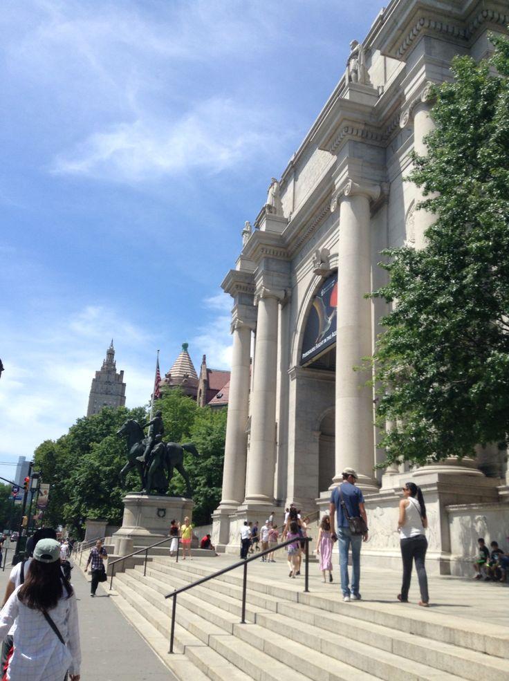 NYC , AMNH  ©ArianeRobichaud