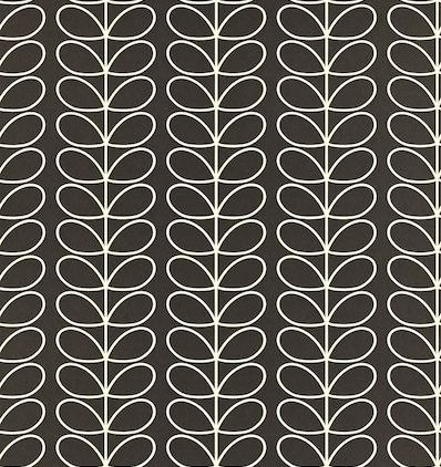Linear Stem wallpaper by Orla Kiely