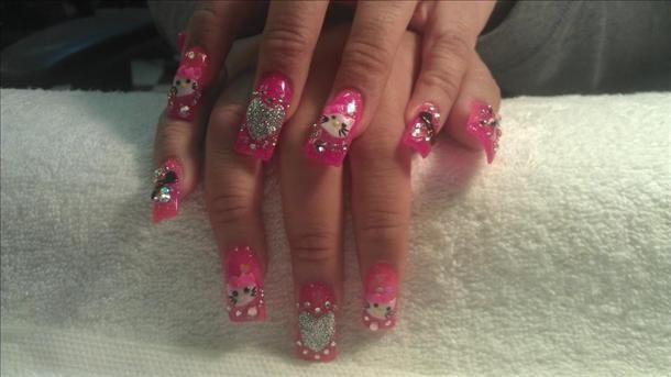 exotic nail art gallery