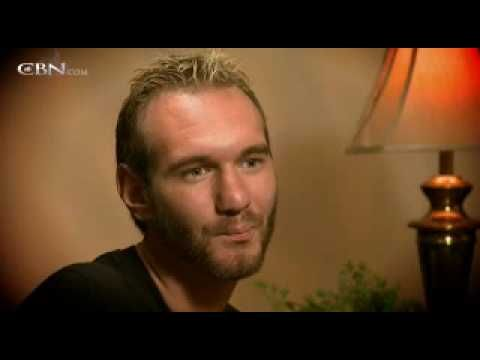 Nick Vujicic Car Crash