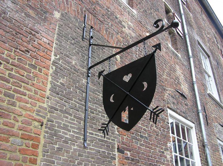 Uithangborden Het Arsenaal Doesburg - Smederij Hissink