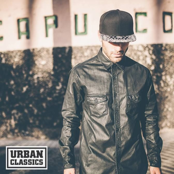 Coated shirt and cap