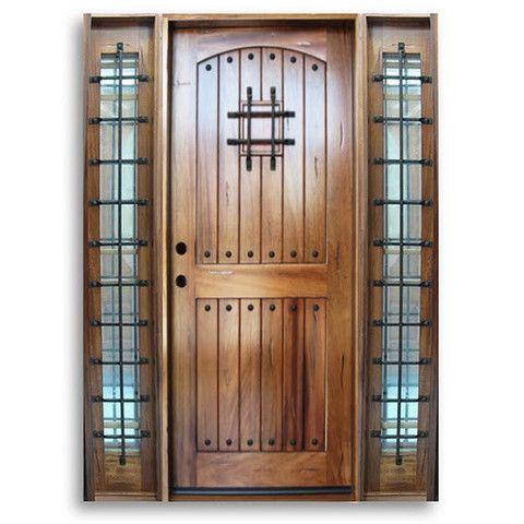 front entry doors with sidelights Dungeon Exterior Door