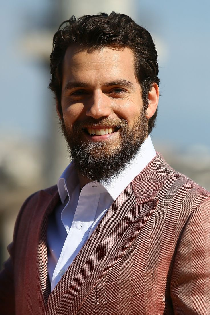 Henry Cavill Smiles That Are Worth the Wait