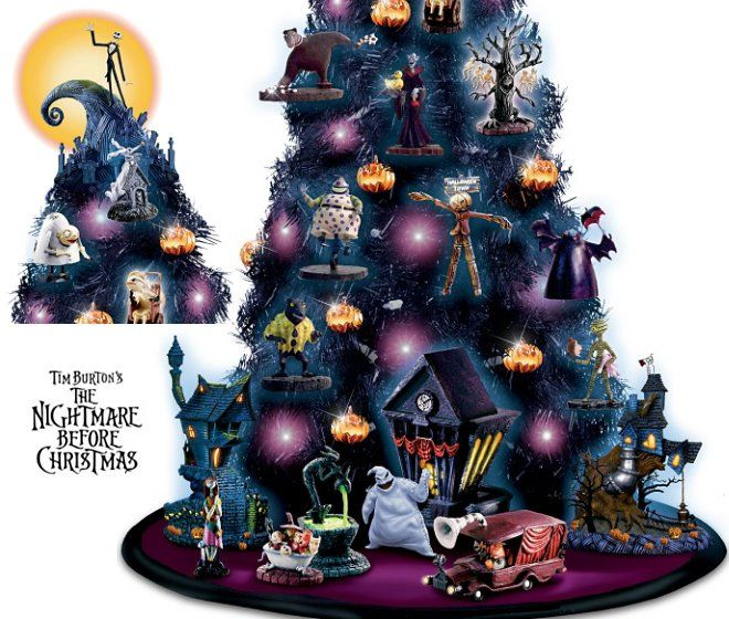100 Nightmare Before Christmas Home Decor Colors The