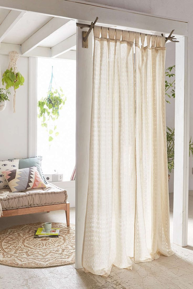 Best 25+ Branch curtain rods ideas on Pinterest | Natural ...