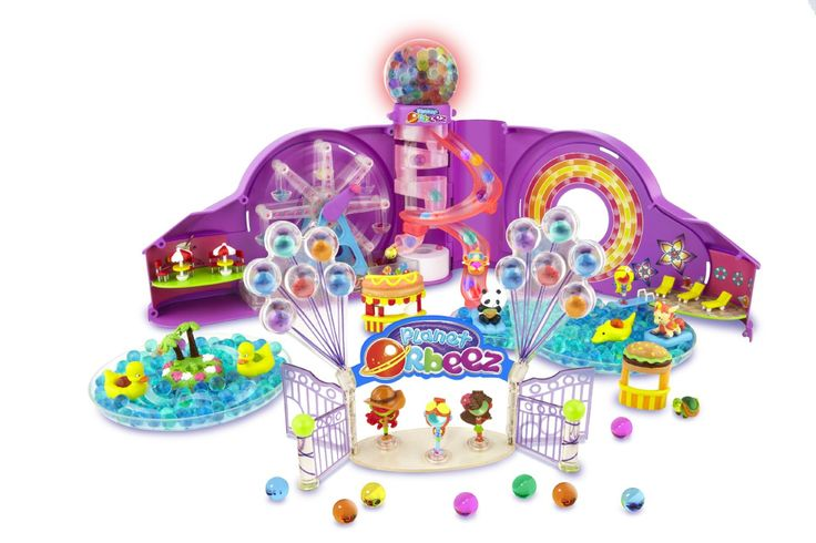 Best Toys Gifts For 10 Year Old Girls : Cool planet orbeez best gifts for year old girls