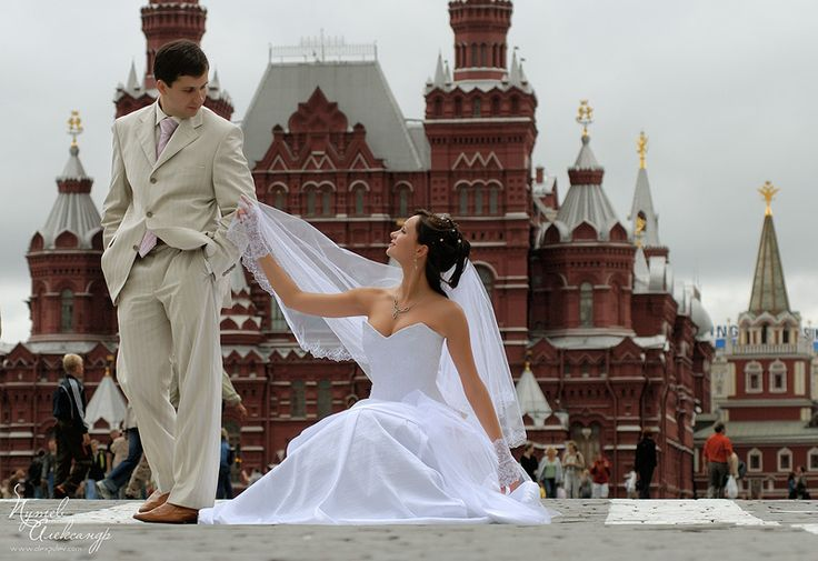 Russian wedding customs and traditions