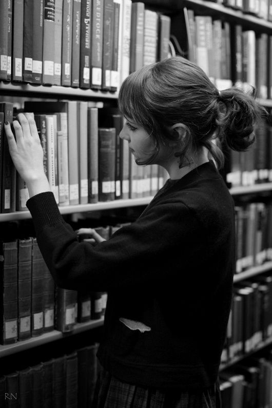 Without libraries what have we? We have no past and no future.  – Ray Bradbury