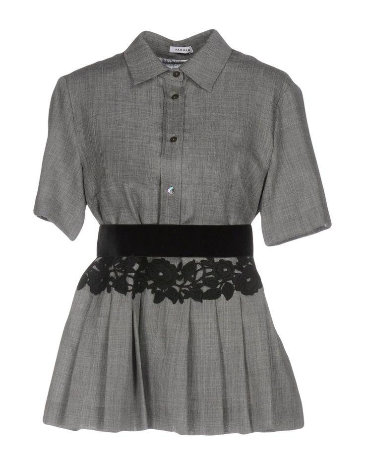P.A.R.O.S.H. Кружевные Рубашки И Блузки Для Женщин - Кружевные Рубашки И Блузки P.A.R.O.S.H. на YOOX - 38646942JN