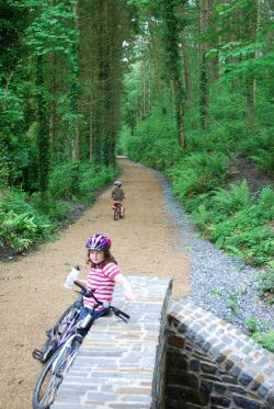 cycle routes d day beaches