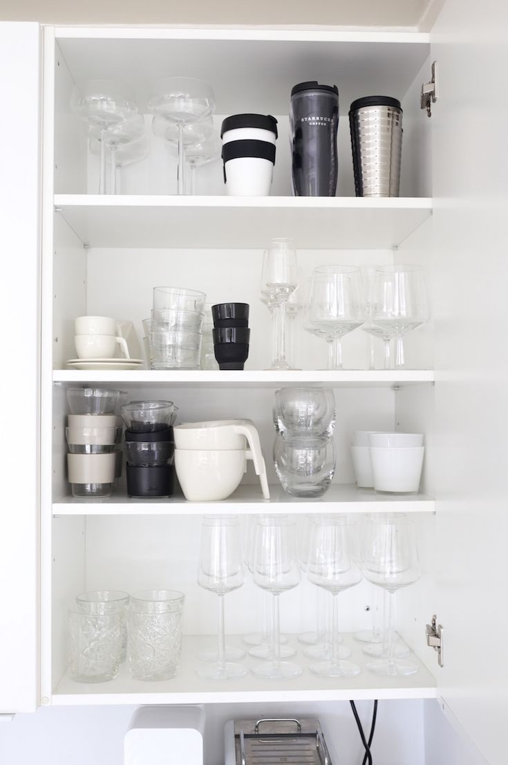 Homevialaura   white kitchen   our collection of tableware   Iittala   Nespresso…