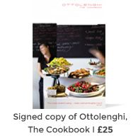 Ottolenghi, The Cookbook