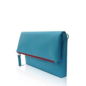 Tas Wanita - Pitta Clutch Blue