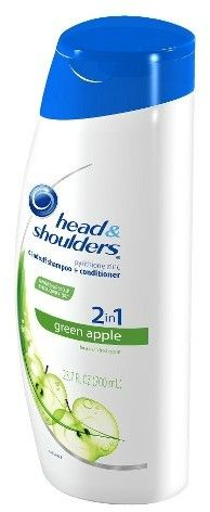Head & Shoulders Head and Shoulders Green Apple 2-in-1 Dandruff Shampoo + Conditioner - 23.7 fl oz